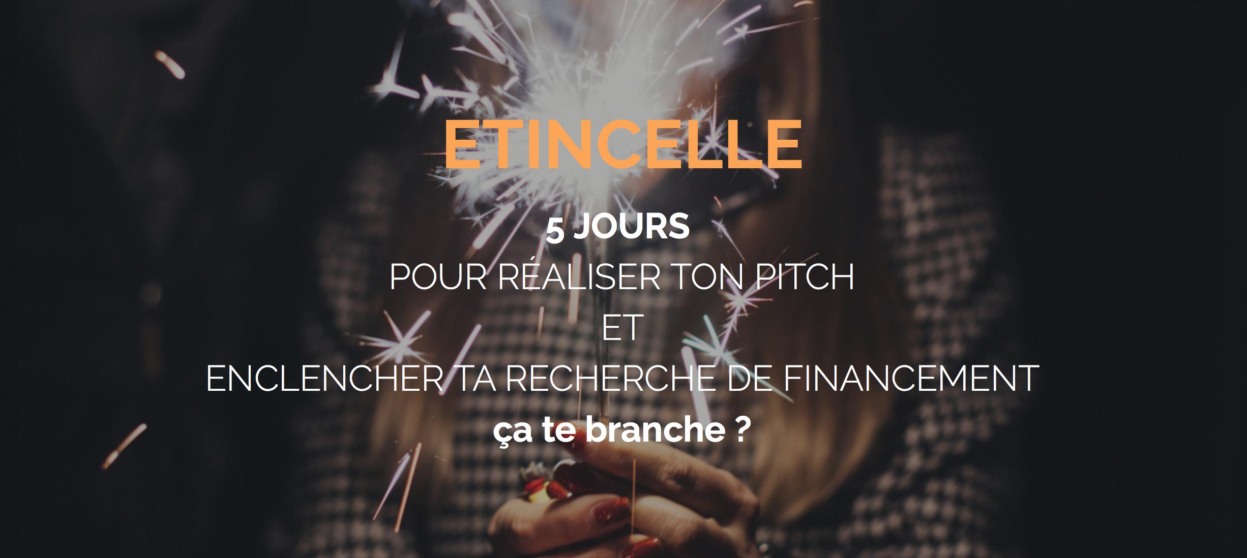 ETINCELLE - Description