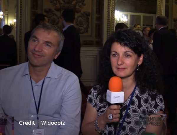 Géraldine Le Duc, Olivier Tillement, & François Lux